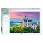 Puzzle  Step-Puzzle-78092 Neuschwanstein, Germany