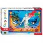 Puzzle  Step-Puzzle-78100 The Little Mermaid