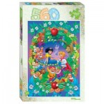 Puzzle  Step-Puzzle-78102 Snow White