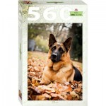 Puzzle  Step-Puzzle-78107 German Shepherd