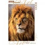 Puzzle  Step-Puzzle-79101 Lion