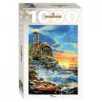Puzzle  Step-Puzzle-79110 Lighthouse