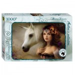 Puzzle  Step-Puzzle-79530 Unicorn