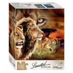 Puzzle  Step-Puzzle-79807 Find 10 Lions!