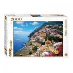 Puzzle  Step-Puzzle-84022 Amalfi, Italy