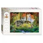 Puzzle  Step-Puzzle-85013 Wolves