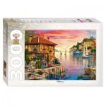 Puzzle  Step-Puzzle-85014 Dominic Davison: Mediterranean Sea