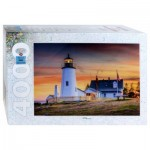 Puzzle  Step-Puzzle-85412 Lighthouse