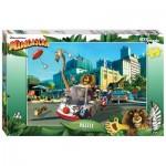 Puzzle  Step-Puzzle-97037 Madagascar 3