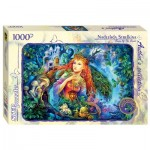 Puzzle   Nadezhda Strelkina - Fairy of the Forest