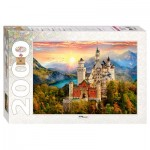 Puzzle   Neuschwanstein, Germany