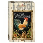 Puzzle   Rooster