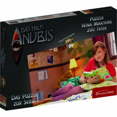 Puzzle Studio 100-30482 The Anubis House: Nina Martens