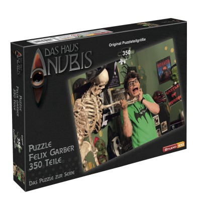 Puzzle Studio 100-42959 The Anubis House : Felix Gaber