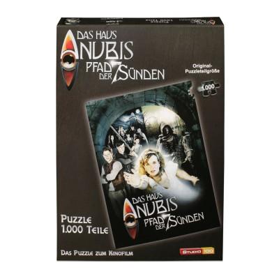 Puzzle Studio 100-56024 The Anubis House