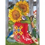 Puzzle  Sunsout-12574 XXL Pieces - Summer Galoshes