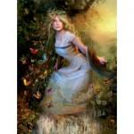 Puzzle  Sunsout-13995 Bente Schlick - Summer Dancer