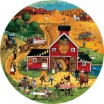 Puzzle  Sunsout-14068 XXL Pieces - Harvest Dance