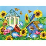 Puzzle  Sunsout-16009 XXL Pieces - Days of Sun
