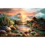 Puzzle  Sunsout-18057 James Lee - Sunset Splendor