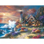 Puzzle  Sunsout-18068 XXL Pieces - Guardian of Light