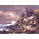 Puzzle  Sunsout-18099 James Lee - Heaven's Light