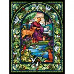 Puzzle  Sunsout-18167 Randy Wollenmann - St. Francis