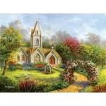 Puzzle  Sunsout-19010 XXL Pieces - Worship in its Glory
