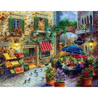 Puzzle Sunsout-19283 XXL Pieces - Nicky Boehme - Contentment