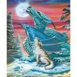 Puzzle  Sunsout-20141 Ed Beard Jr - Moon Song