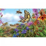 Puzzle  Sunsout-21451 XXL Pieces - Prairie Spread