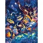 Puzzle  Sunsout-21889 XXL Pieces - Three Witches
