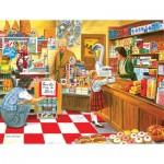 Puzzle  Sunsout-26608 XXL Pieces - Open All Hours