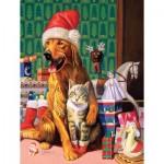 Puzzle  Sunsout-28037 XXL Pieces - The Christmas Spirit