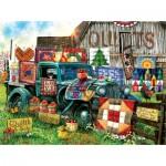 Puzzle  Sunsout-28567 Tom Wood - Quilts for Sale