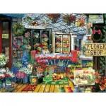 Puzzle  Sunsout-28731 Tom Wood - Fresh Cut Flowers