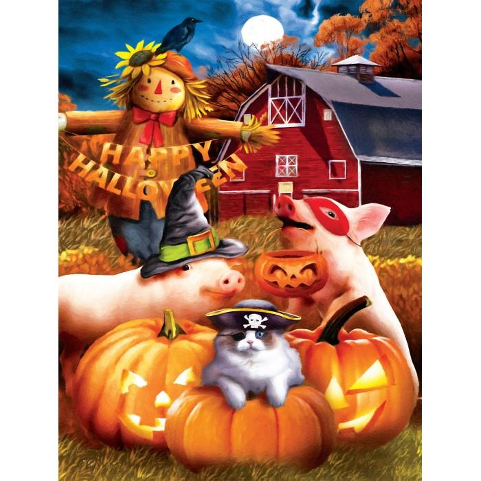 XXL Pieces - Happy Halloween