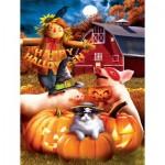 Puzzle  Sunsout-28810 XXL Pieces - Happy Halloween