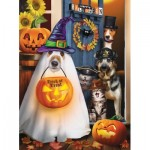 Puzzle  Sunsout-28906 XXL Pieces - Tom Wood - Life of the Party