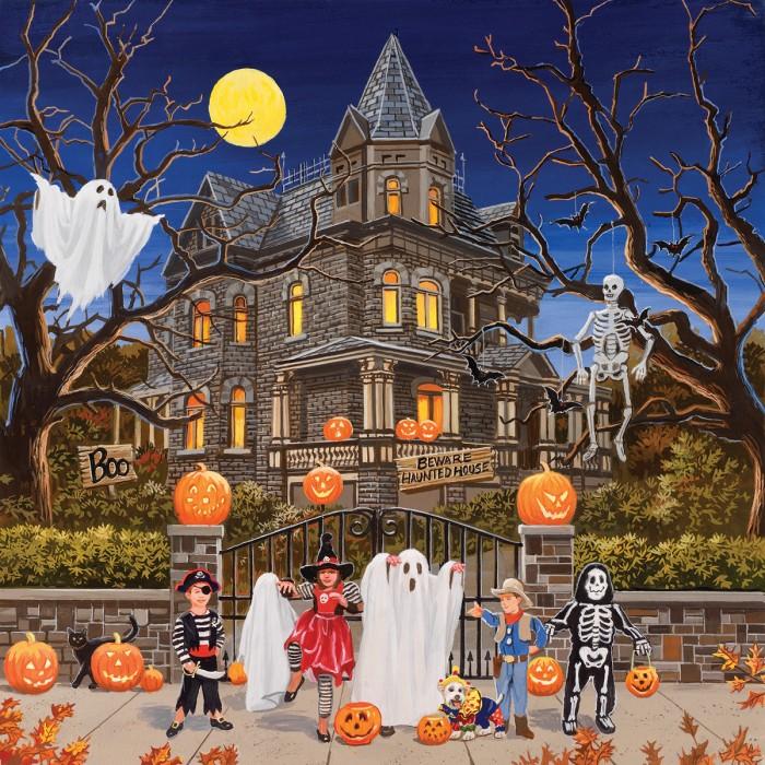 William Vanderdasson - Beware Haunted House