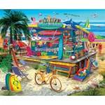 Puzzle  Sunsout-31556 XXL Pieces - Shaggy's Surf Shop