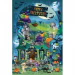 Puzzle  Sunsout-32206 XXL Pieces - Legacy Tree - Trick or Treat for All Ages