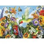 Puzzle  Sunsout-34940 XXL Pieces - Save the Bees