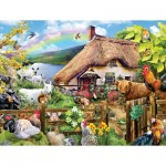 Puzzle  Sunsout-35006 XXL Pieces - Luck of the Irish