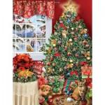 Puzzle  Sunsout-35012 XXL Pieces - Catastro-tree