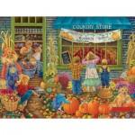 Puzzle  Sunsout-35818 XXL Pieces - Great Pumpkin Festival