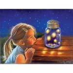 Puzzle  Sunsout-35887 XXL Pieces - Magical Fireflies