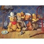 Puzzle  Sunsout-36074 XXL Pieces - The Wild Bunch