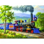 Puzzle  Sunsout-36641 XXL Pieces - The Junction Express