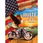 Puzzle  Sunsout-37134 XXL Pieces - Mother Road